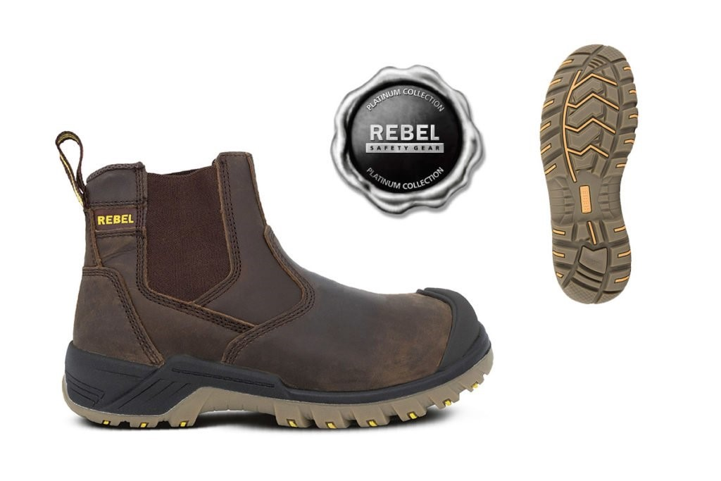 rebel safety boots Shop Clothing